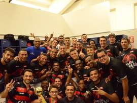 A la plantilla recién ascendida del Atlético Goianiense se ha unido Everton Gonçalves. ACG