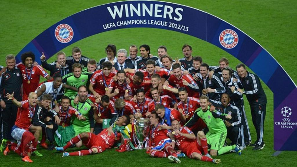 Were The 2012 13 Bayern Team The Best Of The Decade Besoccer