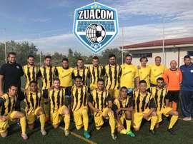El Zuacom deja al hincha participar activamente en el club. Twitter/ZuacomClub