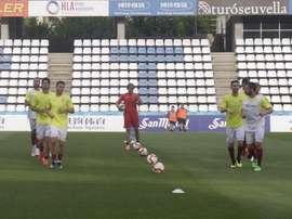 El Huesca pretende a Gurler. Twitter/SDHuesca
