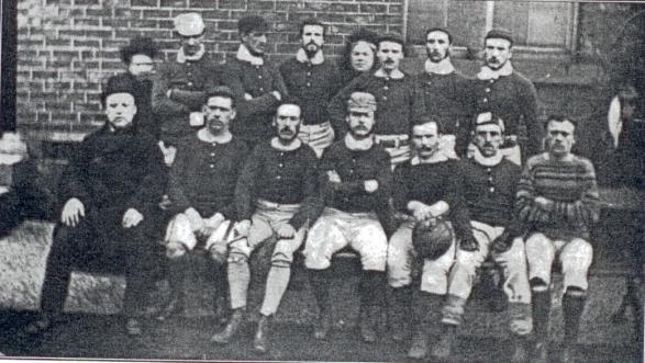 El Sheffield FC se fundó en 1857. SheffieldFC