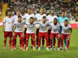Los turcos recibirán en breve a un nuevo jugador. Sivasspor