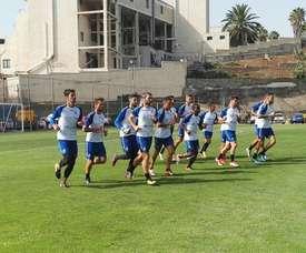 El Tenerife pasó de ronda en Copa del Rey al derrotar al Córdoba. CDTenerife