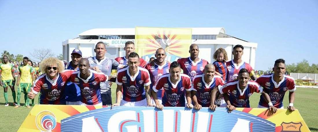Hasta cuatro jugadores del Unión Magdalena dieron la nota en un vuelo del equipo. UnionMagdalena