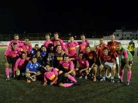 El Villarrubia ha anunciado una incorporación de última hora. FormaCVillarrubiaCF