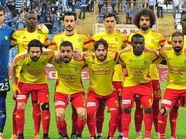 El conjunto turco espera hacer una buena campaña. YeniMalatyaspor
