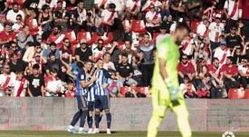 La Ponfe llega a los 300 goles en Segunda. LaLiga