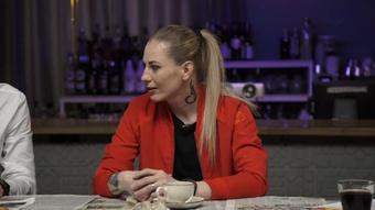Elvira Todua desveló el buen hacer del CSKA. Captura/YouTube/Comment.Show