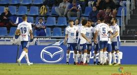 El Tenerife se enfrenta a la Cultural Leonesa esta jornada. LaLiga