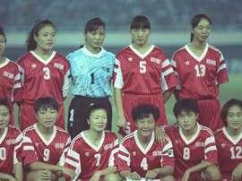 Ma Li asegura echar mucho de menos a sus compañeras y al cuerpo técnico de la Selección China. FIFA
