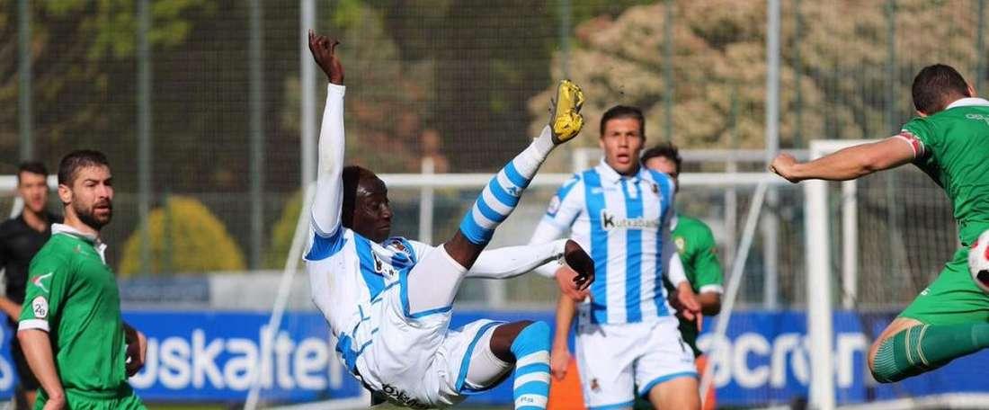 La Real Sociedad agrandit sa famille en 1ère Division de Liga. Twitter/RealSociedad