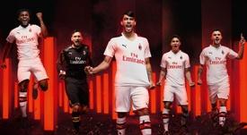 O Milan pode ser vendido a Louis Vuitton. Twitter/ACMilan