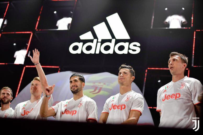 Camisa Juventus 20192020 Oficial Ronaldo Cr7 Lançamento