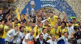 ¿Qué país ha ganado más veces la Copa América? EFE/Archivo