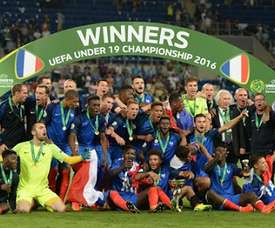Francia se llevó el título en 2016. UEFA