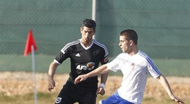 La selección de la AFE y el Torrevieja se enfrentaron en el torneo anual de exhibición de los primeros. Twitter