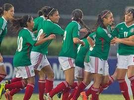 Las mexicanas ya están en cuartos de final. Concacaf