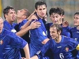 La selección de Moldavia se queda sin seleccionar a falta de tres semanas para un partido crucial en su clasificación a la Eurocopa. UEFA.