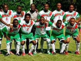 Surinam es una de las tres olvidadas, junto a Guyana y la Guayana Francesa. FutbolCentroAmérica