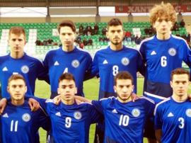 La Selección San Marino Sub 21 quiere abrazar otra victoria. FederacionSanMarino