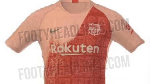 98b06ad525 Se filtra la sorprendente tercera camiseta del Barça para la 18-19 ...