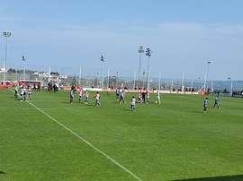 La UD Logroñés se dejó remontar un 0-1 en los últimos minutos del partido y perdió 2-1 en Mareo. UDLogroñés