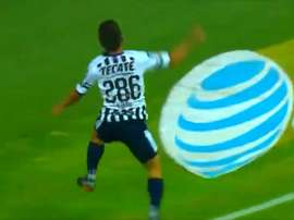 Lajud convirtió marcó el segundo gol del partido. EFE