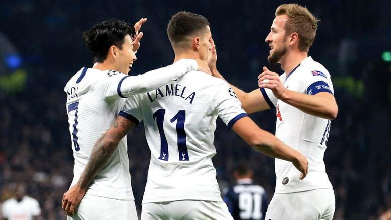 Tottenham Are Back After A 5 0 Thrashing Of Red Star Besoccer