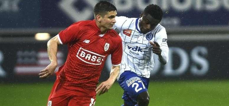 El Standard sumó los primeros tres puntos de la temporada belga. Standard