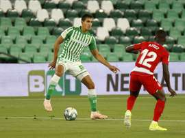 Azeez has askeed to leave. Real Betis