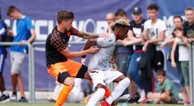 La pegada del Niza puede con el PSV. PSV