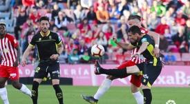 Almería y Granada firmaron tablas. LaLiga