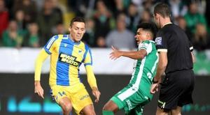 Suspensa a Liga do Chipre. Twitter/ApoelFCOfficial