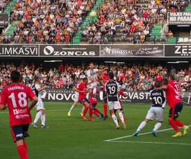 El Castellón espera batir récords ahora que está en Segunda. Twitter/CD_Castellón