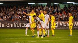 El Villarreal acudirá al TAD tras la decisión de Apelación. Twitter/CD_Castellon