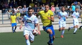Las Palmas encara el partido tras su primera victoria a domicilio. UDLP_Cantera