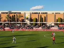 El Castellón perdió ante La Nucía. CDCastellon