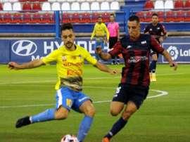 Extremadura y Villarrubia empataron. Twitter/EXT_UD