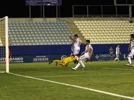 El Lorca vence a la Cultural en su primer partido en Segunda. CyDLeonesa