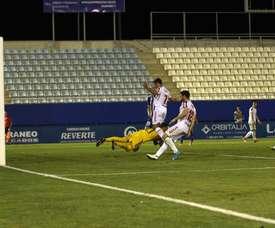 La pasada campaña se vieron las caras en Segunda División. CYDLeonesa