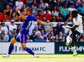 Celta y Fulham empataron a dos. EFE/Archivo