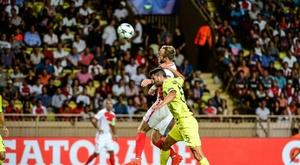 Monaco beat Villarreal 3-1 on aggregate. ASMónaco