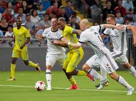 El Astana arremetió contra el Atyrau. FCA
