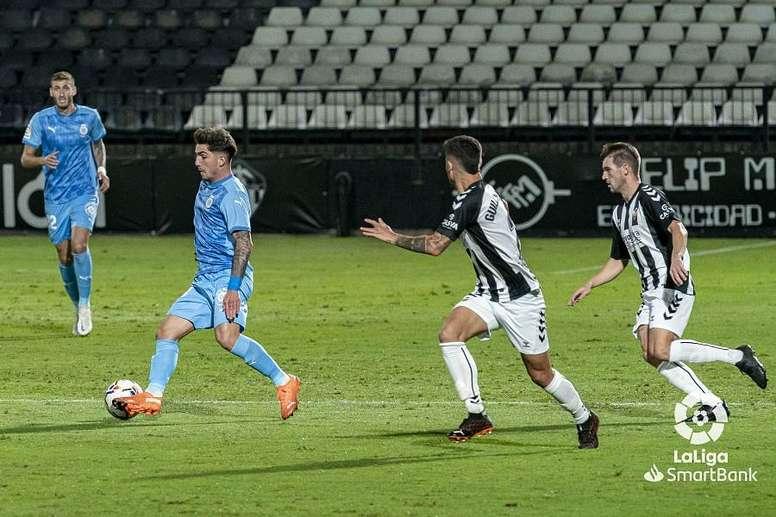 El Girona le ganó al Castellón. LaLiga