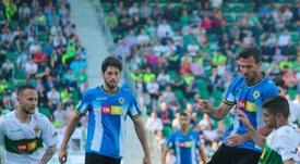 Los ilicitanos suman 11 jornadas sin perder. CFHércules