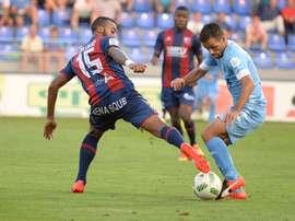 El Huesca salvó un valioso punto. GironaFC
