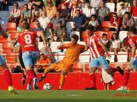 El conjunto gallego tendrá que hacer frente a la baja de Eduard Campabadal. LaLiga