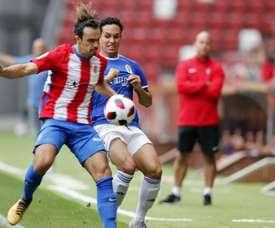 El Oviedo B venció en el 'miniderbi'. RealOviedo