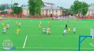 A goleada do sábado na Bielorrúsia: 12 a 0. Captura/Bet365