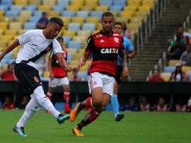 Esta es la final de la Taça Rio 2019. PauloFernandez/VascoDaGama